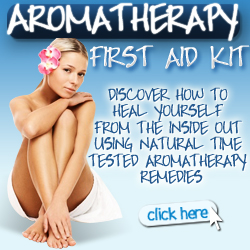 Aromatherapy Newsletter & eBook